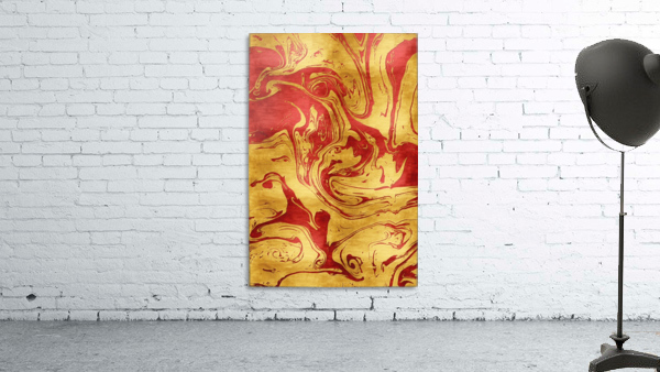 Red Dragon Marble