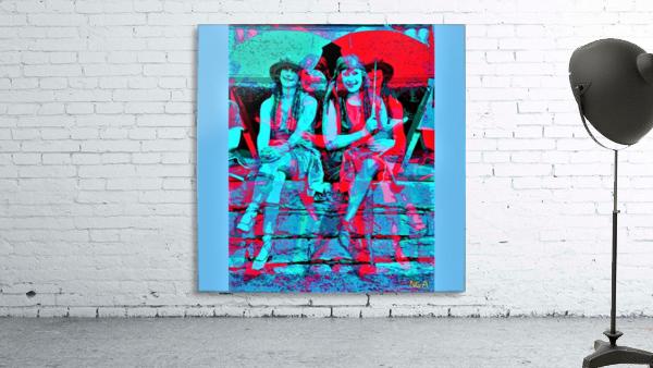 The Umbrella Girls by neil gairn adams