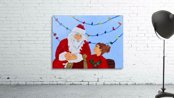 Christmas Eve. David K