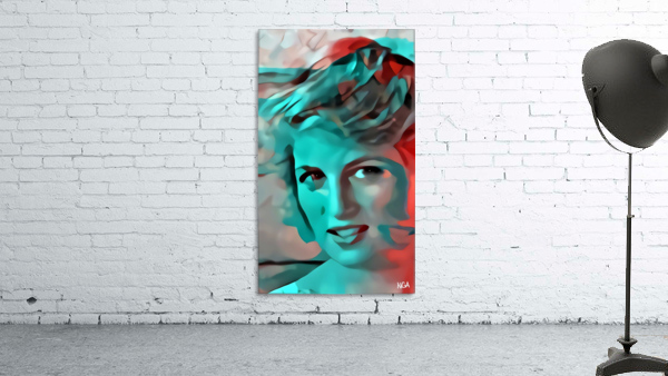 Princess Diana - by Neil Gairn Adams