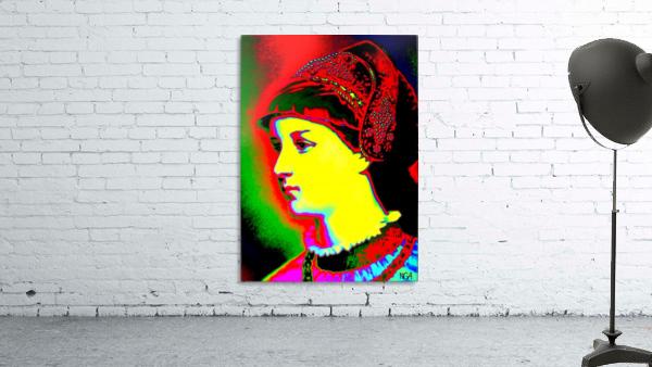The Lady - by Neil Gairn Adams