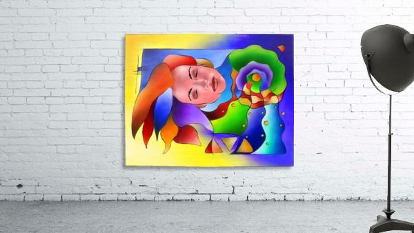 Fasettonia - colourful spirit