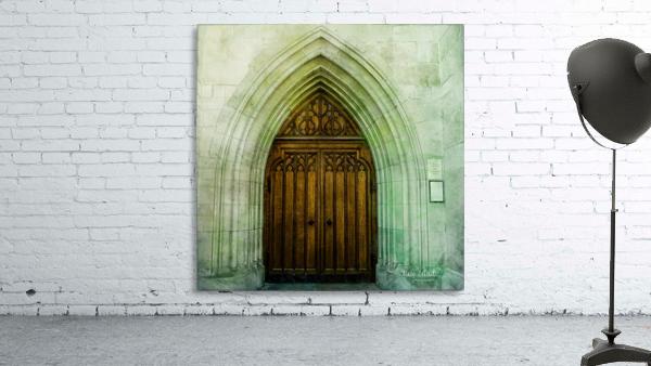 ZURICH CATHEDRAL DOOR