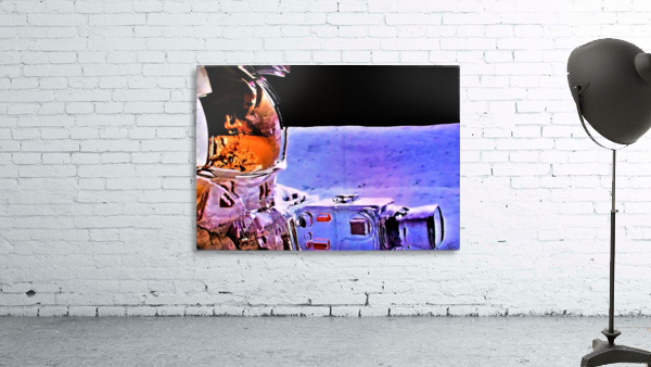 Historic Photography on the Moon - by Neil Gairn Adams
