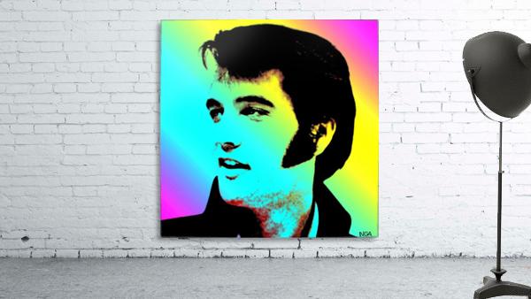 Elvis Presley -  by Neil Gairn Adams