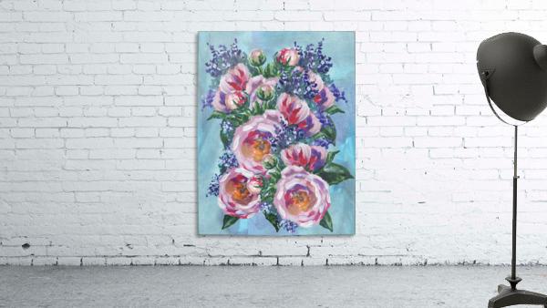 Beautiful Impressionistic Flowers