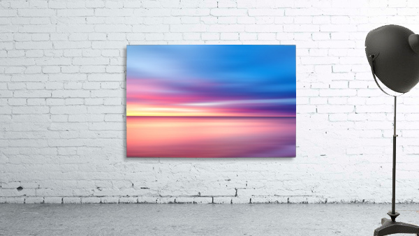 Abstract Sunset V
