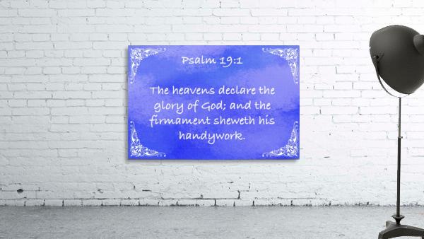 Psalm 19 1 5BL