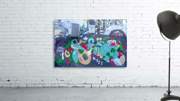 Torontos Graffiti Alley 32