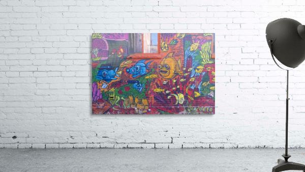 Torontos Graffiti Alley  17