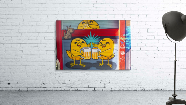 Torontos Graffiti Alley  61