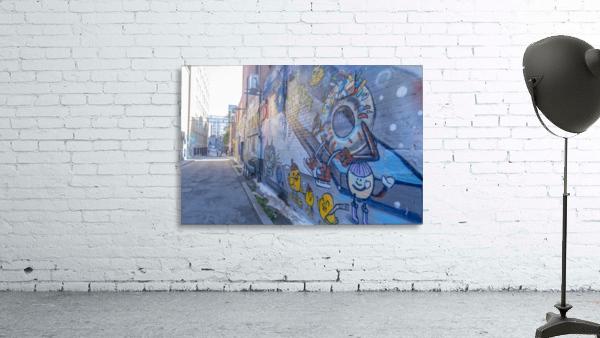 Torontos Graffiti Alley 50