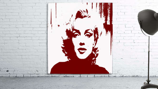 Sadness of Marilyn Monroe