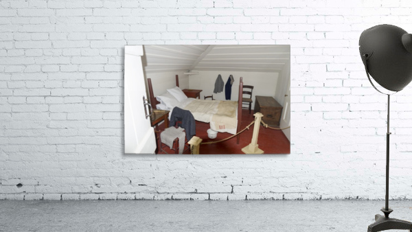 Bedroom in the Lightkeepers House 2
