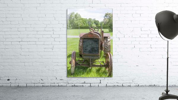 McCormick-Deering gasoline tractor 1