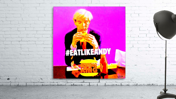 Eat like Andy -  by Neil Gairn Adams