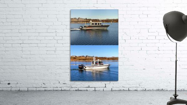 Cuttyhunk Vessels KMB 20x30 ACRYLIC 4 PRINT