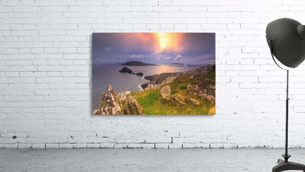 KY 602 Blasket Island Sunset