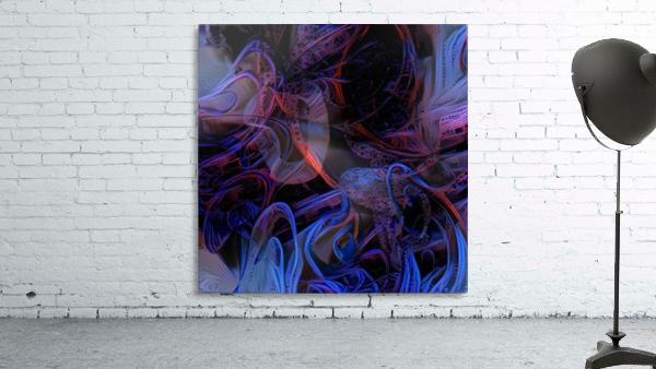 Vivid Magical Abstract