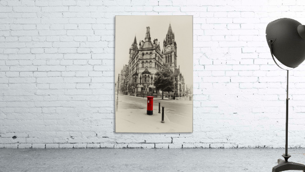 MAN 023 Manchester Town Hall