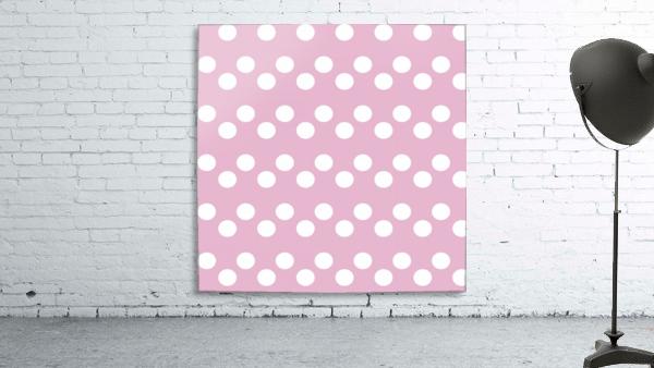 Sweet Lilac Polka Dots