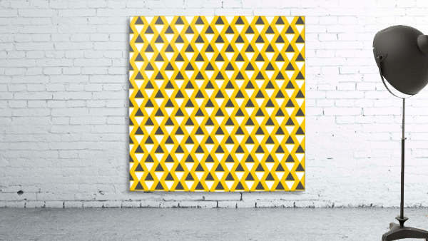 Yellow   pyramid