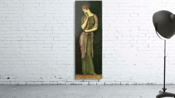 The beautiful Helena by Franz von Stuck