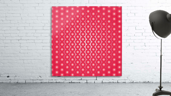 Red Pearl Pattern