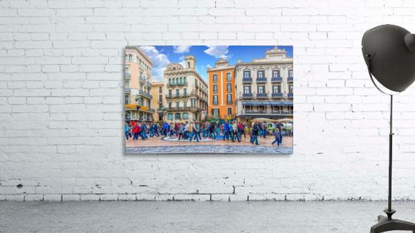 Plaza de la Boqueria Edit