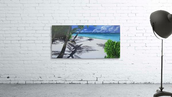 Shadow Beach by Robert Clark