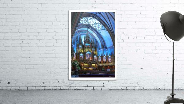 Basilique Notre-Dame Montréal