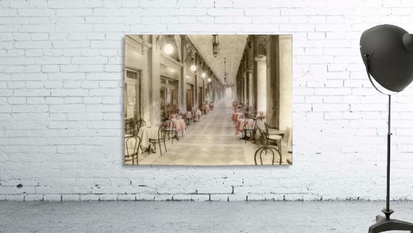 Café Place Saint-Marc Venise