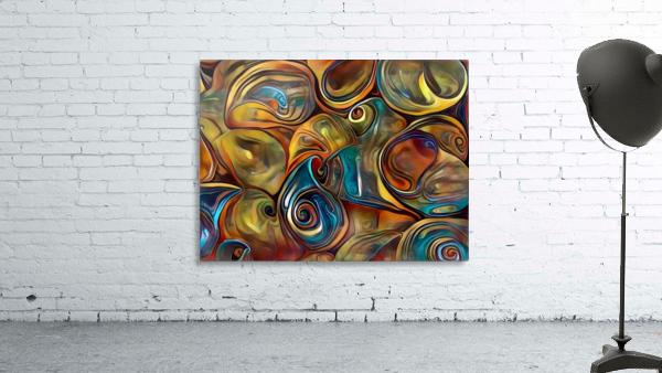 Seashell Colorful Pattern