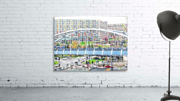 Park Square Bridge Sheffield