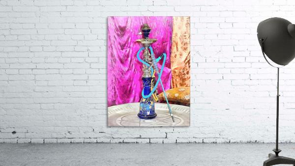 Exotic Oriental Hookah Pipe