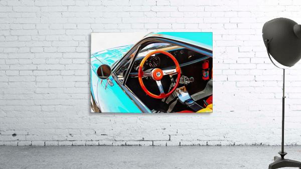 Alfa Romeo 1600Z Through The Window