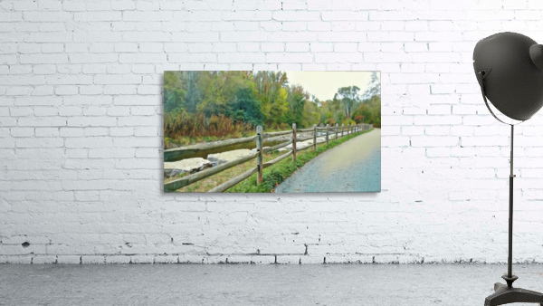 Original Landscape Painting No. 13 from The Billy Truong Art Collection