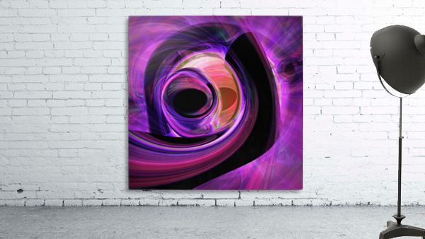 Abstract rendered artwork 3