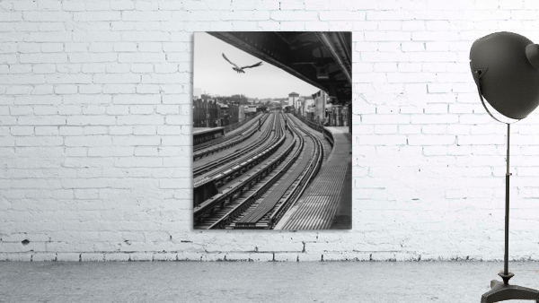 Station de métro - Brooklyn