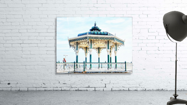 The Bandstand on Brighton Seafront