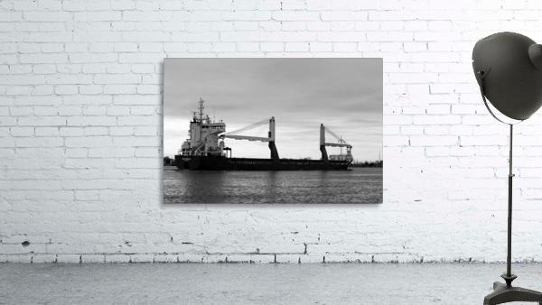 A Dark Ship and Dark Day 051219