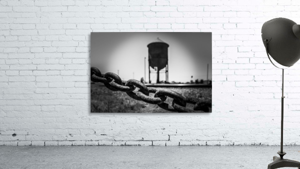 Pinhole Water Tower