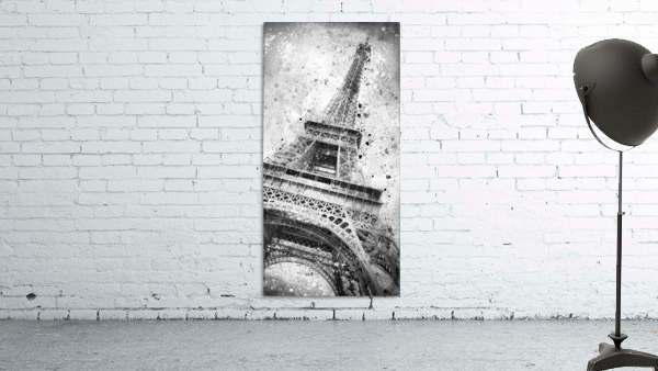 Monochrome Art EIFFEL TOWER