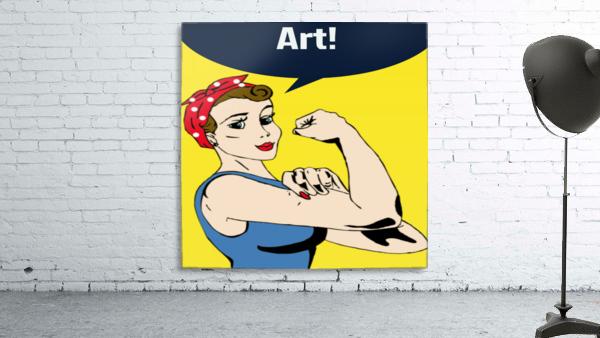 Art Can Do It