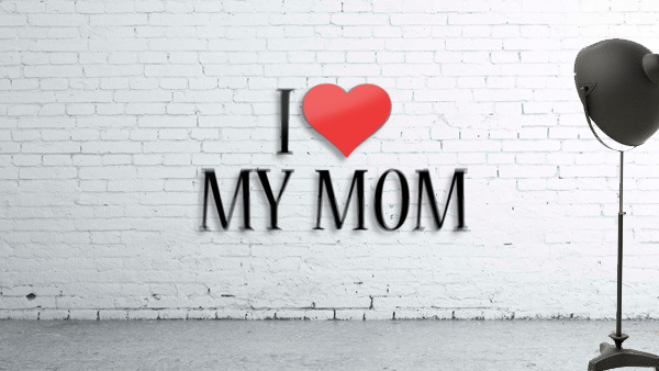 1 I Love My Mom