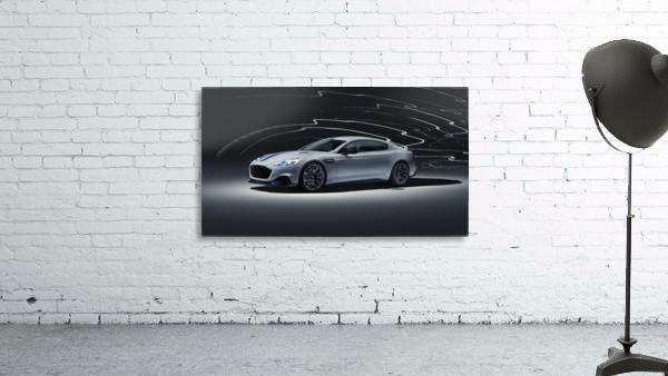 Aston martin rapid Car
