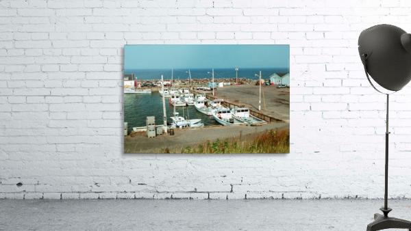 Low Tide - Canadian Harbour
