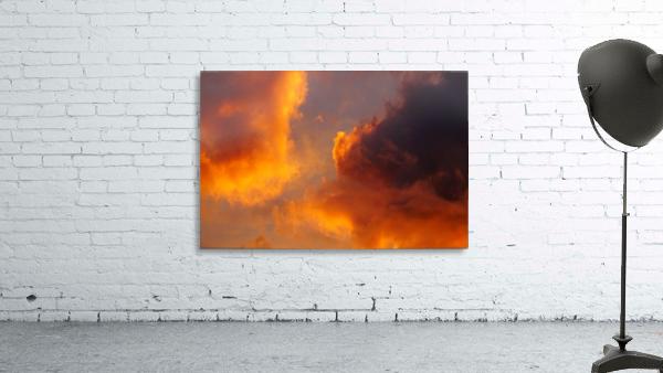 Golden Cloudscape 01