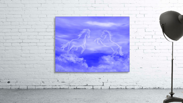 Horse Spirit Clouds