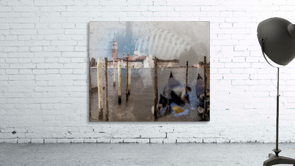 Venise le gondolier
